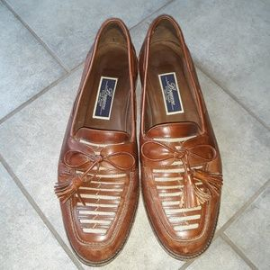 Cole Haan Bragano Tassled Loafer
